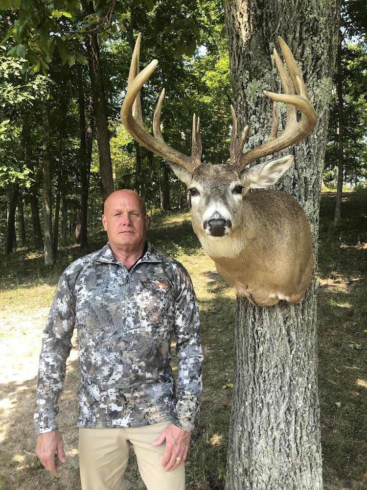 SK Whitetail Trophy Mount